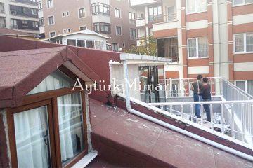 Alibeyköy Çatı Katı Tasarımı